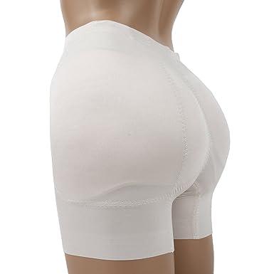 5b0352fb40 Uniqbay Women Butt   Hip Booster Padded Shapewear Brief Enhancer Panty High  Quality Underwear (Asian