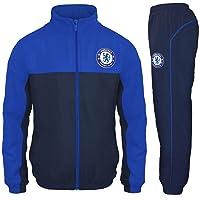 Chelsea FC - Chándal oficial para niño - Chaqueta y pantalón largos