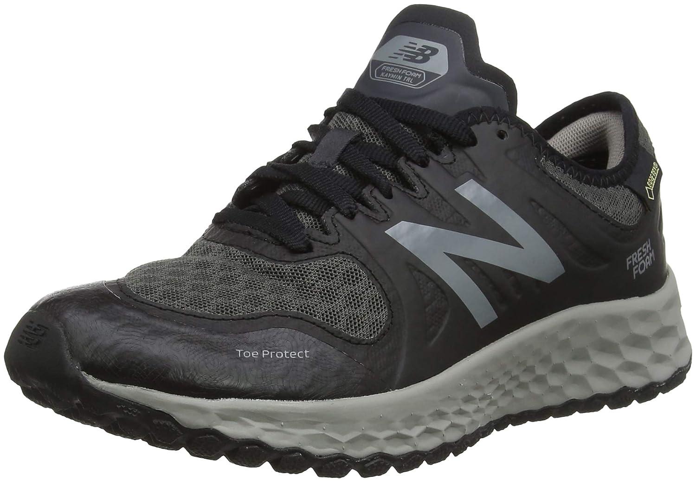 Noir (noir gris noir gris) New Balance Trail Kaymin Gore Tex, Chaussures Femme 40 EU