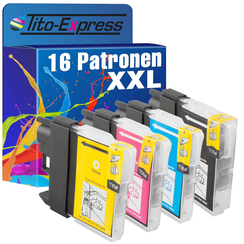 platinumserie 16 x de tinta XXL con chip compatible para ...