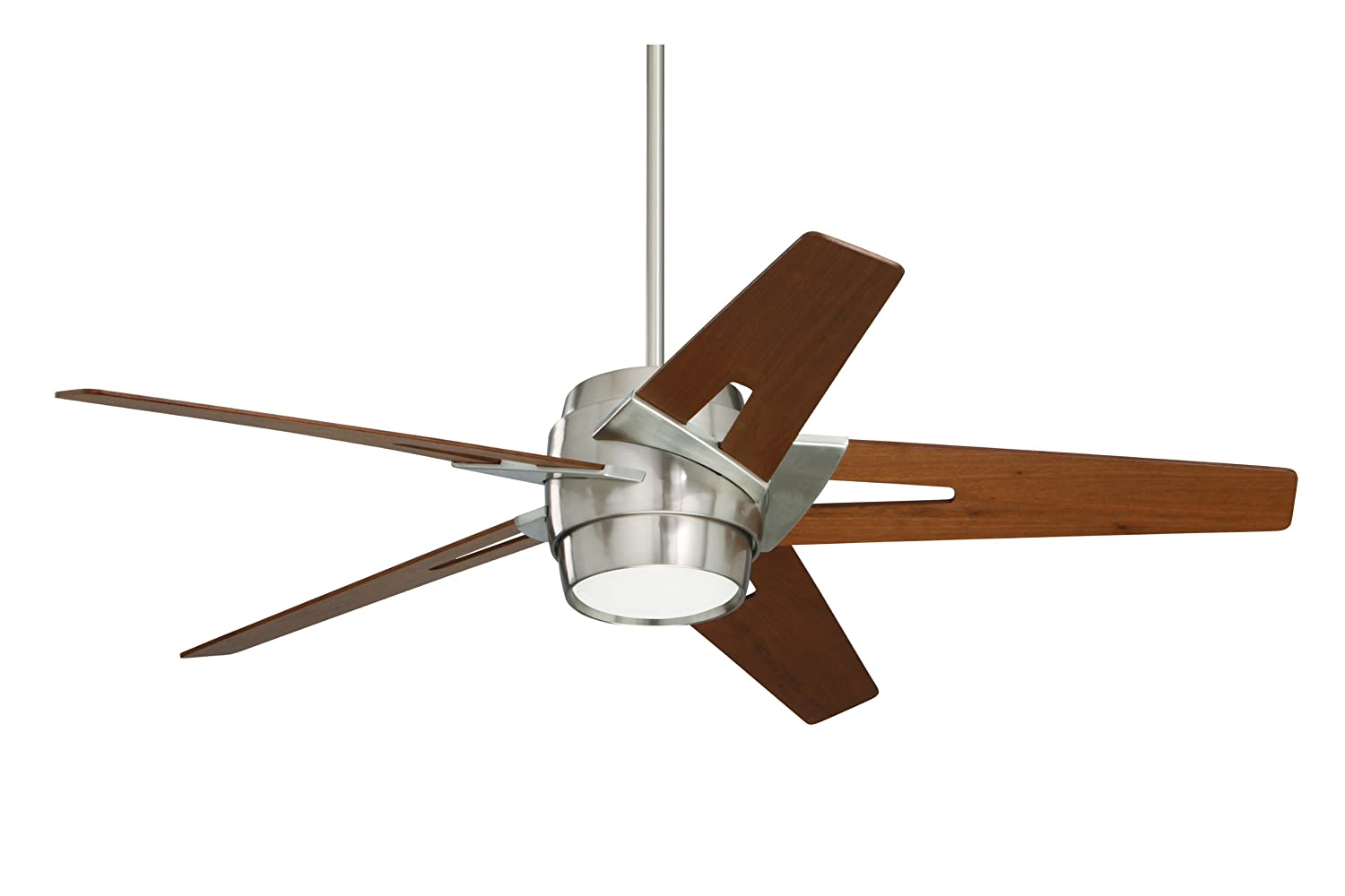 unique outdoor ceiling fans with lights cage emerson ceiling fans cf550wabs luxe eco modern fan with light and wall control 54inch blades brushed steel finish close to