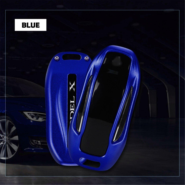 Amazon.com: M.JVisun Key Covers for Car Keys Tesla Model X ...