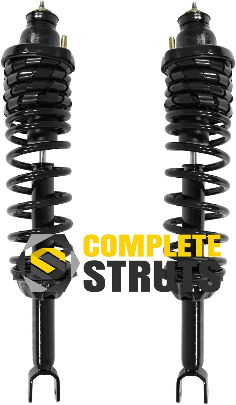 FOR 1990-1993 HONDA ACCORD NEW Front Loaded Strut Coil Spring Assembly PAIR