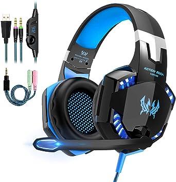 Auriculares Gaming PS4,Cascos Gaming, Auriculares Cascos Gaming ...