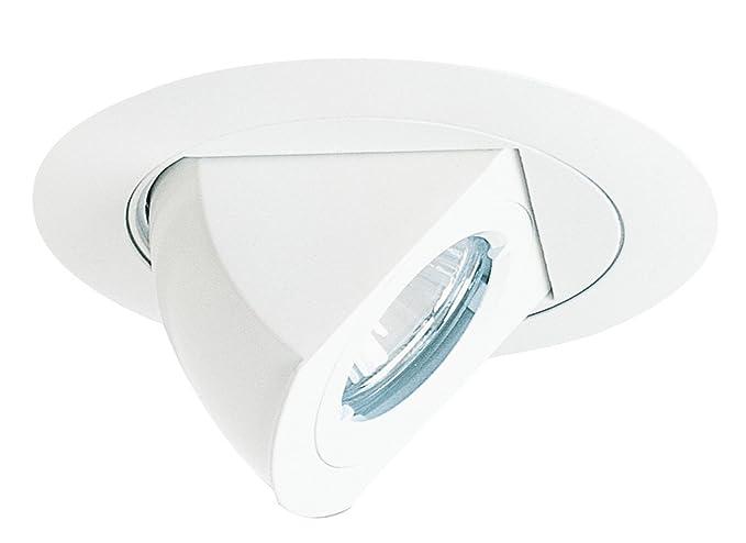 Amazon.com: Juno iluminación 449-wh 4-inch Aiming Codo ...
