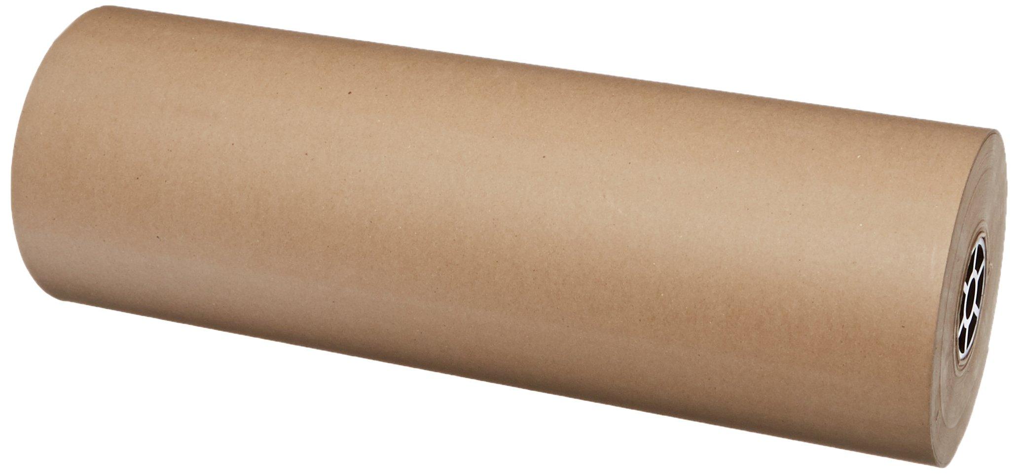 Boardwalk K2440900 Kraft Paper, 24 in x 900 ft, Brown by Boardwalk