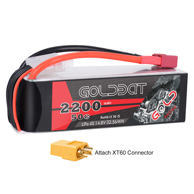 Bateria Lipo 14.8v 2200mah Rc Goldbat