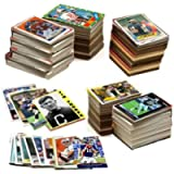 600 Football Cards Including Rookies, Many Stars, & Hall-of-famers. Ships in New White Box Perfect for Gift Giving…