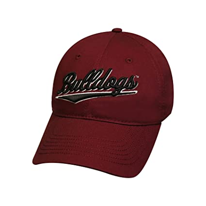 dae05cddb30 Amazon.com   Ouray Sportswear NCAA Mississippi State Bulldogs 3D Game Time  Epic Adjustable Cap