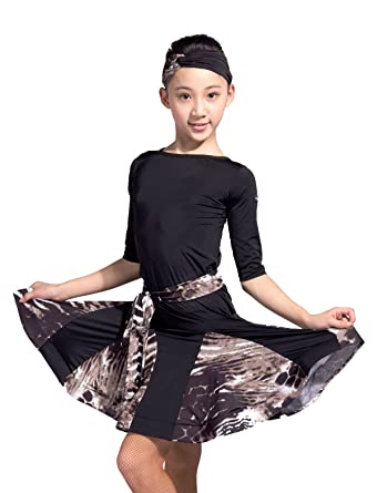 a3a55b2fa GD3114 kid latin ballroom ball party dance professional universal  practice/training/exercise and performance