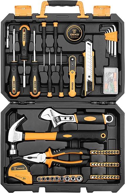 19 Pièces Trousse à outils nouveau, Toolkit