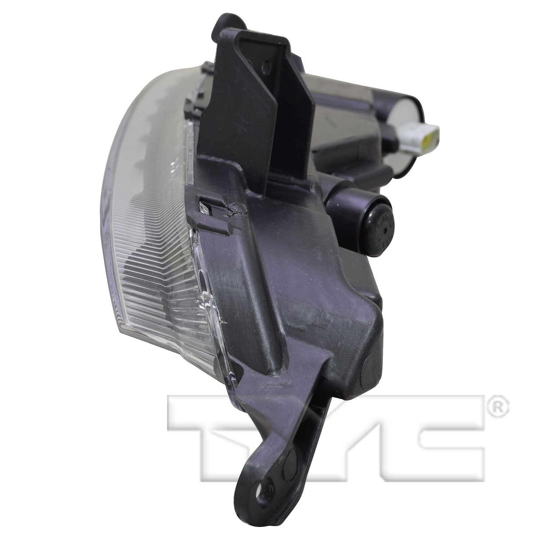 TYC 12-5372-00-1 Replacement Left Turn Signal Lamp for Hyundai Sonata
