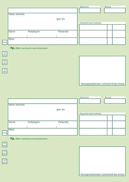 100 tarjetas de invitación Diseño Recetas Médico, tarjetas ...
