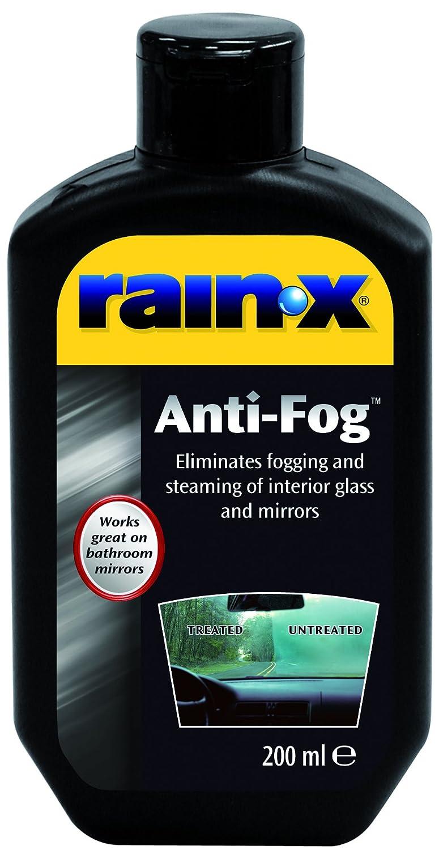 RainX Antibeschlag Antibeschlag 81199200 200 ml: Amazon.es: Coche y moto