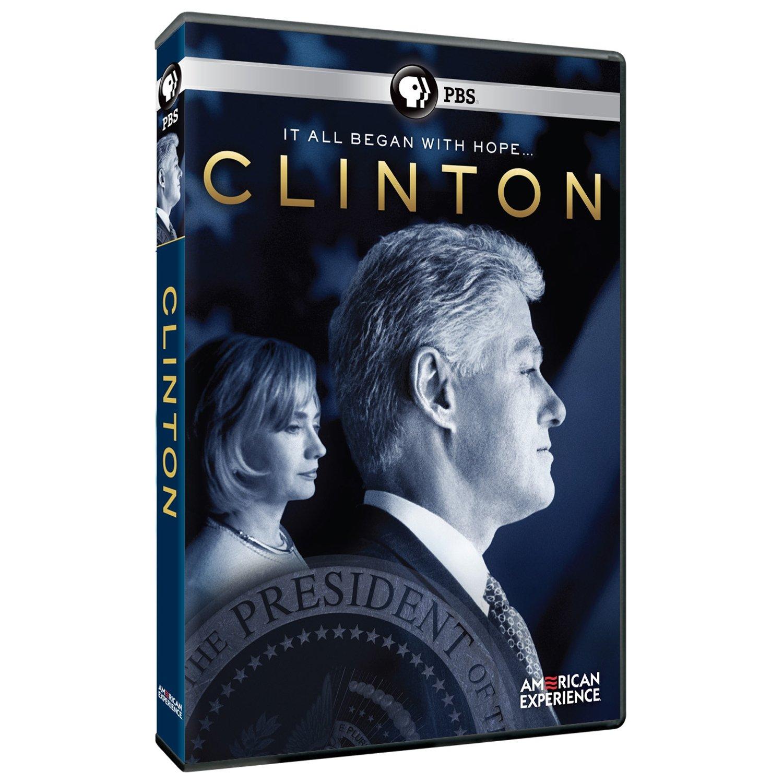 DVD : American Experience: Clinton (2PC)