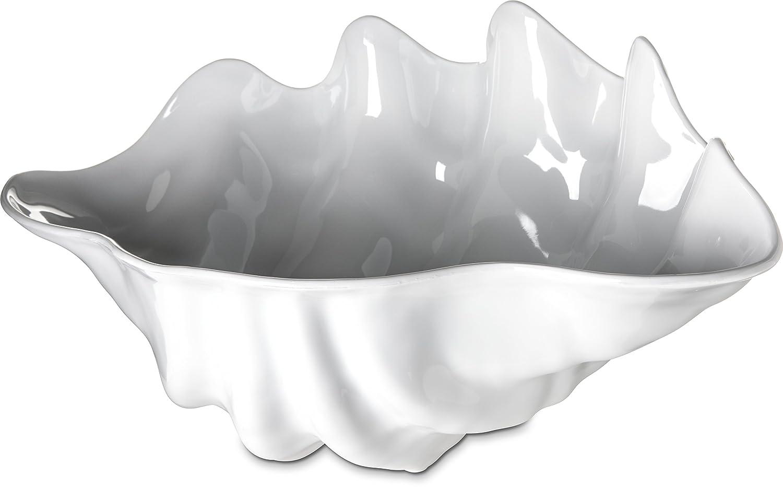 CARLISLE(カーライル) プラスチック製 しゃこ貝 大 ホワイト 0344 B004NEWCT6