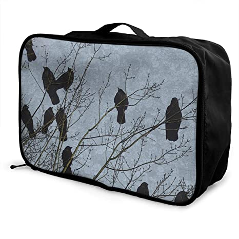 6ed2d97776cf Amazon.com | Lightweight Large Capacity Duffel Portable Luggage Bag ...