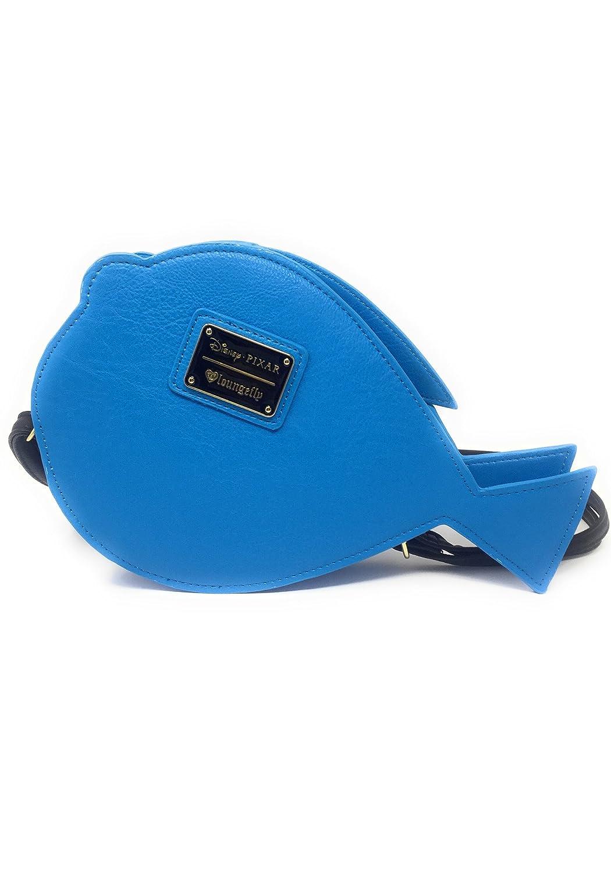3a8d3dcef1b Loungefly Disney Pixar Finding Nemo Dory Crossbody Bag (Dory)  Handbags   Amazon.com