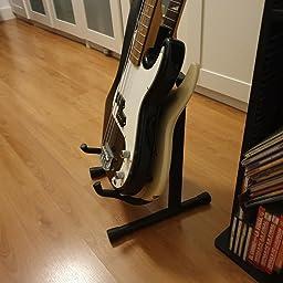 KEPLIN Soporte para guitarra con marco plegable universal para ...