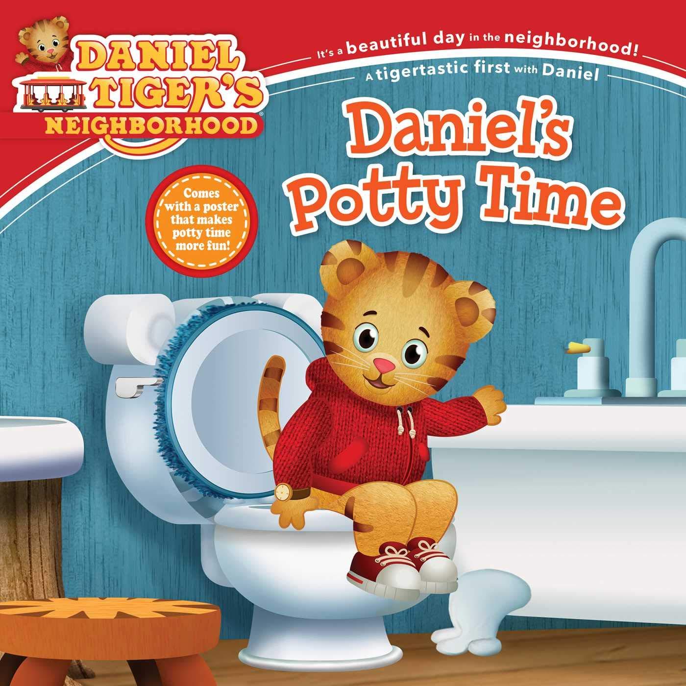 Daniel's Potty Time: Cassel Schwartz, Alexandra, Fruchter, Jason:  9781534451759: Books - Amazon.ca