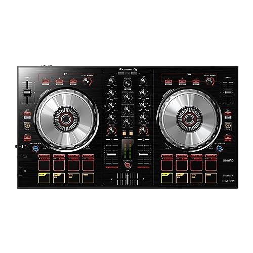 Pioneer 3628867031–ddj-sb2contrôle DJ Noir
