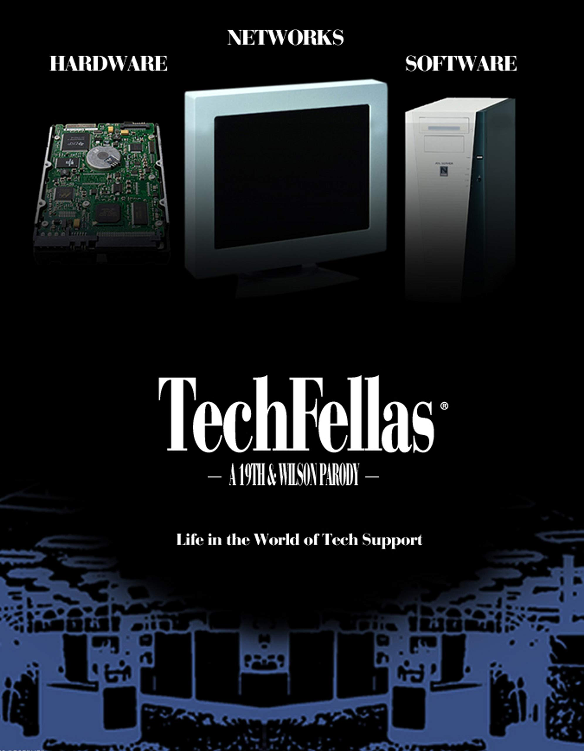 Techfellas on Amazon Prime Video UK