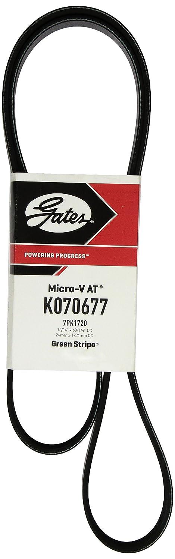 Gates K070677 Micro-V Belt