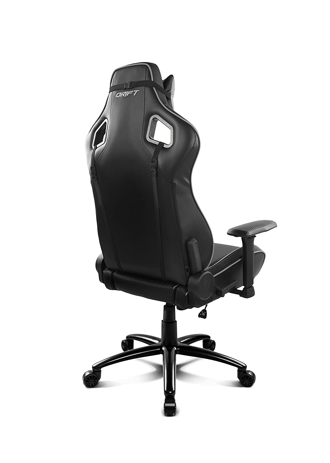 Amazon.com : Drift dr400bgy Gaming Chair - Black and Grey : Office Products
