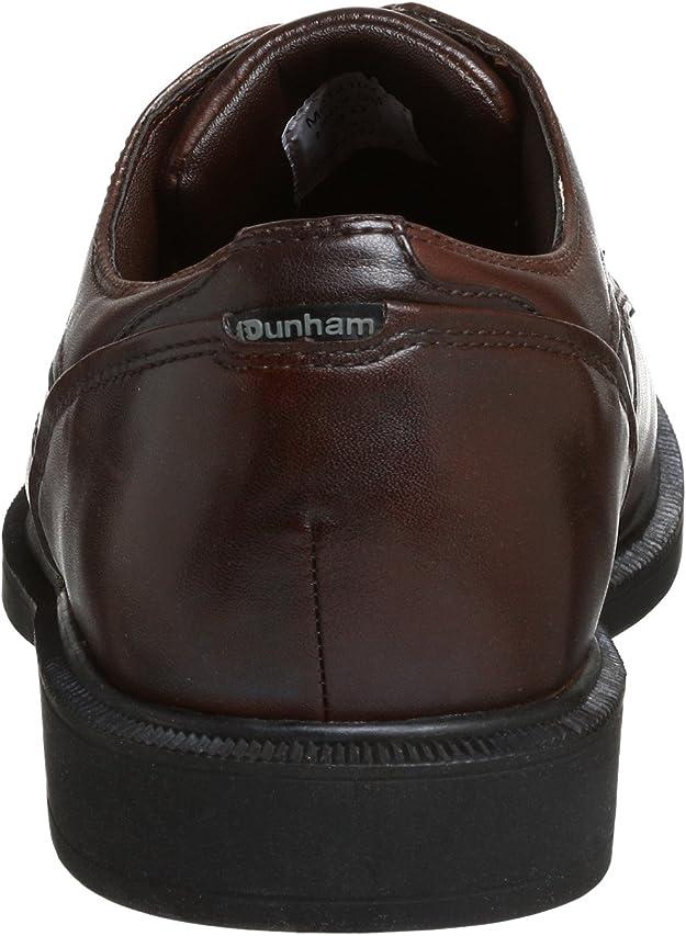 Dunham Men/'s Burlington Waterproof Oxford Style MCT410SB