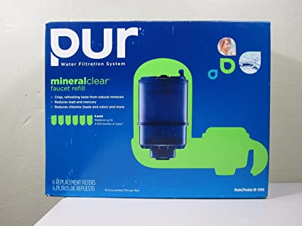 PUR 3 Stage Replacement Water Filter 1 Ct