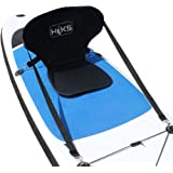 HIKS High Back SUP Kayak Seat Chair (Fits Paddle Boards)