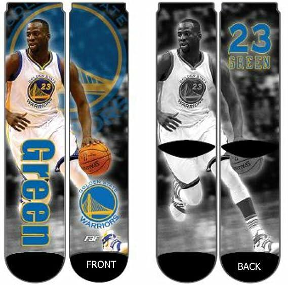 78524f31371d6 Golden State Warriors NBA Drive Crew Socks 1 Pair - Draymond Green ...