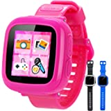 Game Kids Smart Watch with Camera for Children Girls Boys Toy Wrist Watch Touch Screen Timer Alarm Clock Pedometer Smartwatch