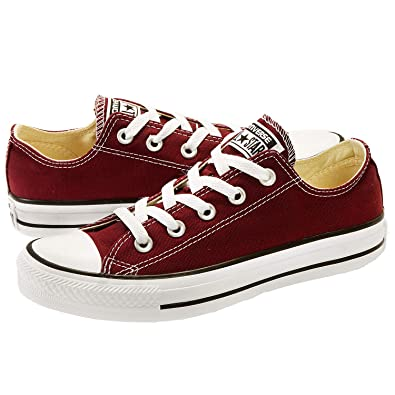 Converse Unisex Chuck Taylor All Star Ox Low Top Classic Sneakers dd3327939