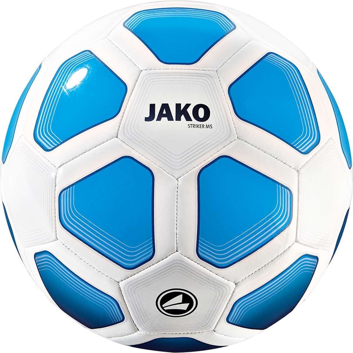 Jako Striker - Balón de Entrenamiento MS Balón, Color weiß/JAKO ...