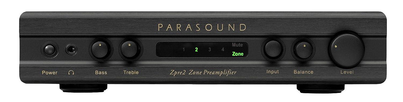 Parasound Zpre2 Audio/Video Preamplifier