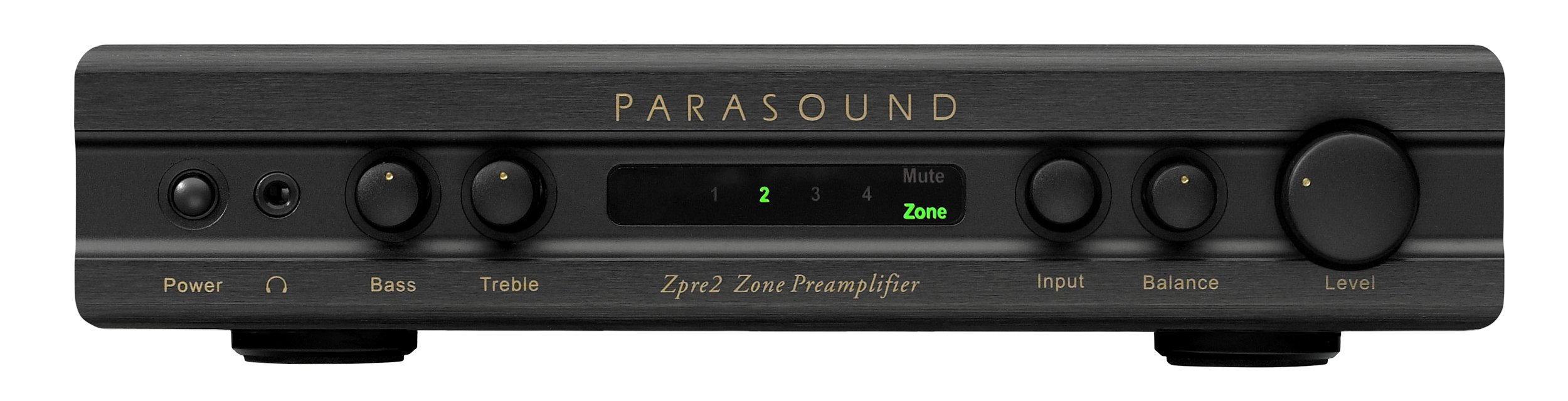 Parasound - Zpre2 Audio/Video Preamplifier by Parasound