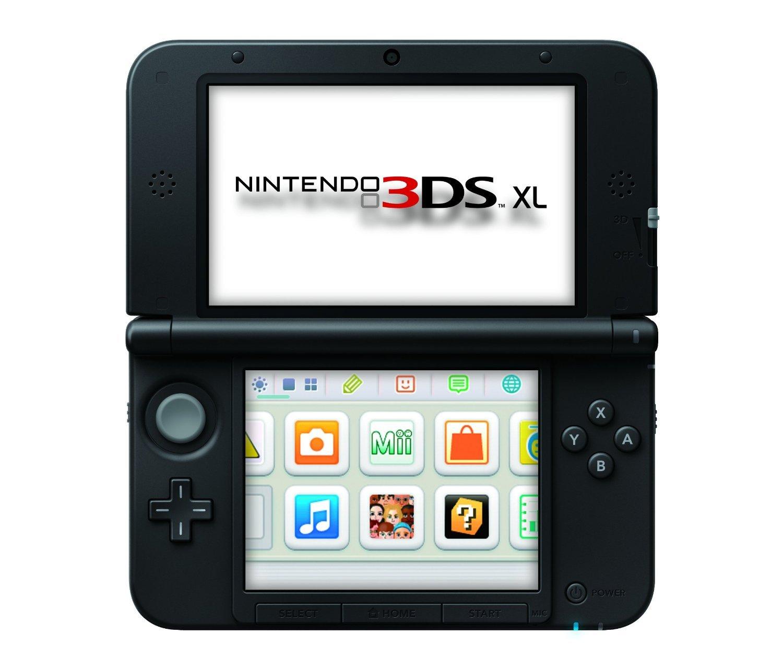Nintendo 3DS - Consola XL, Color Negro: Amazon.es: Videojuegos