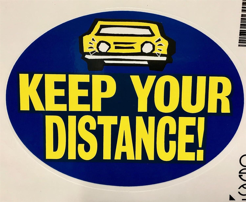 Hang Up And Drive Self Adhesive Sticker Fun Car Motor Vehicle Home Window Sign