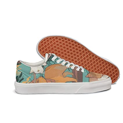 b3c4d78a6502 Amazon.com   Elizabebbgsd Mens Canvas Sneaker Womens Canvas Shoes ...