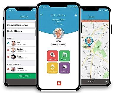 Amazon.com: XPLORA - Teléfono inteligente para niños: XPLORA ...