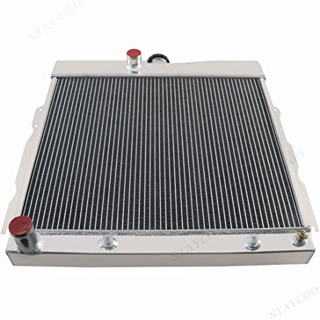 """22/"""" Wide Core 1965 1966 1967 1968 1969 Plymouth Satellite 3 Row DR Radiator"""