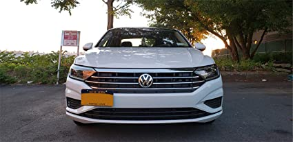 NEW Front LICENSE PLATE For Volkswagen Jetta