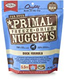 Primal Freeze-Dried Nuggets Duck Formula for Dogs