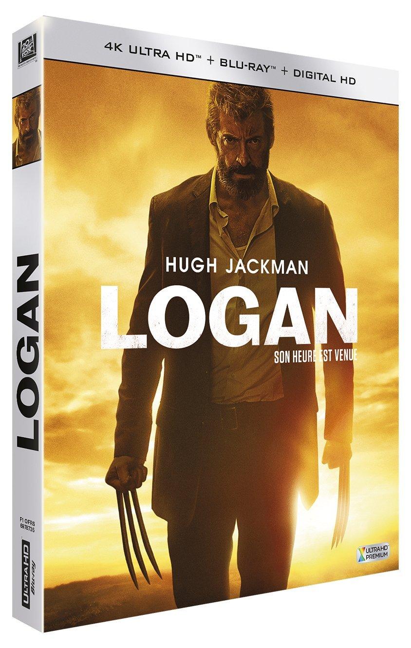 Logan – Blu-ray 4K