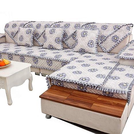 Cubierta de sofá Estilo Europeo cojín del sofá cojín del ...