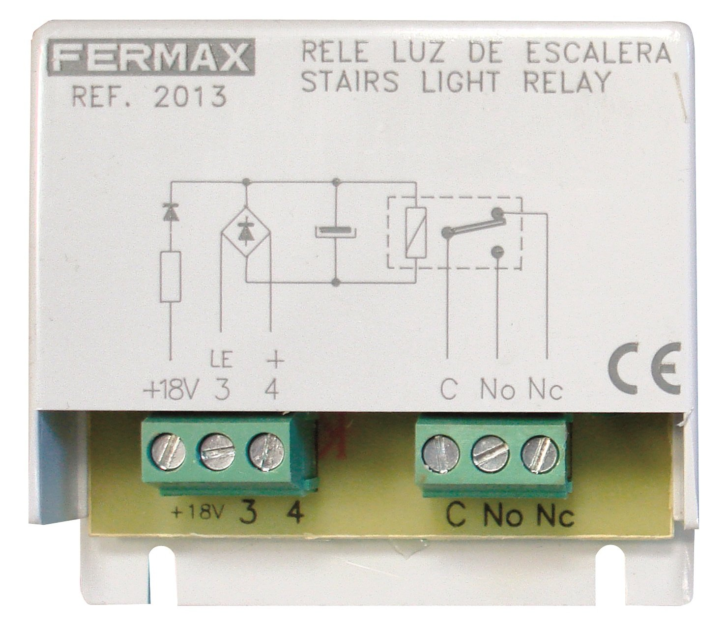 Fermax Relais f/ür zus/ätzliche Funktionen 2013
