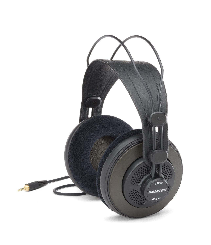 Samson SR850 Studio Headphones, Single: Amazon.in: Musical Instruments