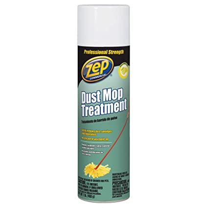 Zep Dust Mop Treatment 16 ounce