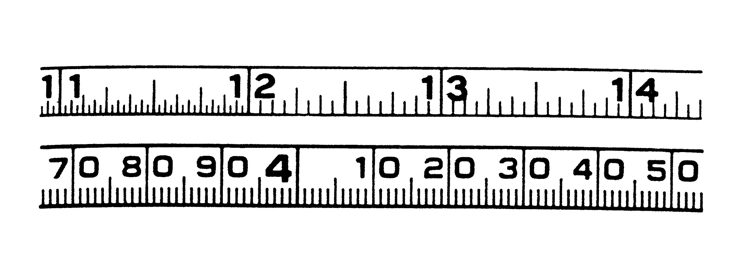 Lufkin W606PD 1/4-Inch by 6-Foot Executive Diameter Engineer's Tape